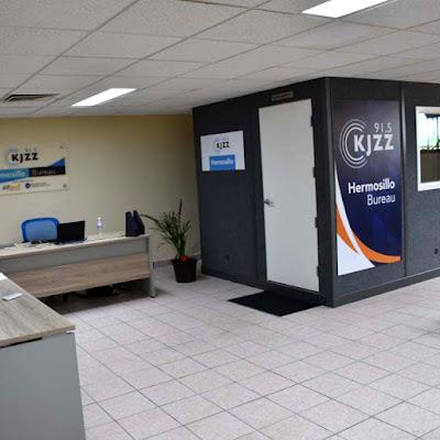 Image of new Hermosillo newsroom