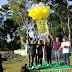 Sompotan Buka Kegiatan Lomba Jalan Sehat Dalam Rangka, perayaan Yubileum 150 Tahun Gereja Katolik