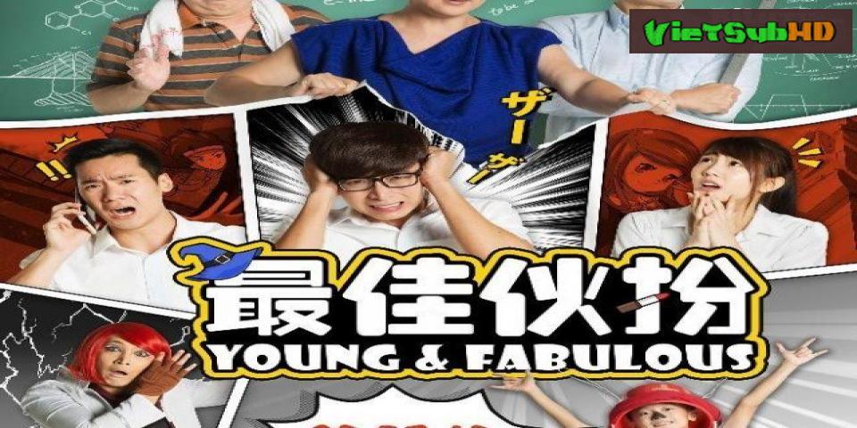 Phim Tuổi Siêu Quậy VietSub HD   Young Fabulous 2017