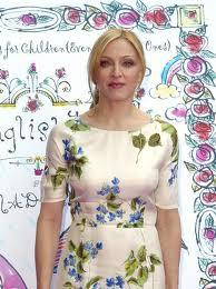 Madonna english roses