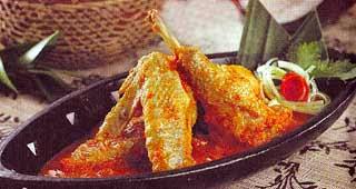 Resep Ayam Seraki