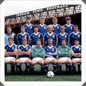 Ipswich Town 1980-1981