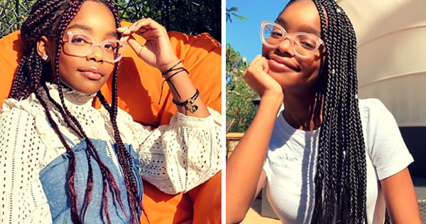 14 Year Old Marsai Martin Is The Youngest Black Executive