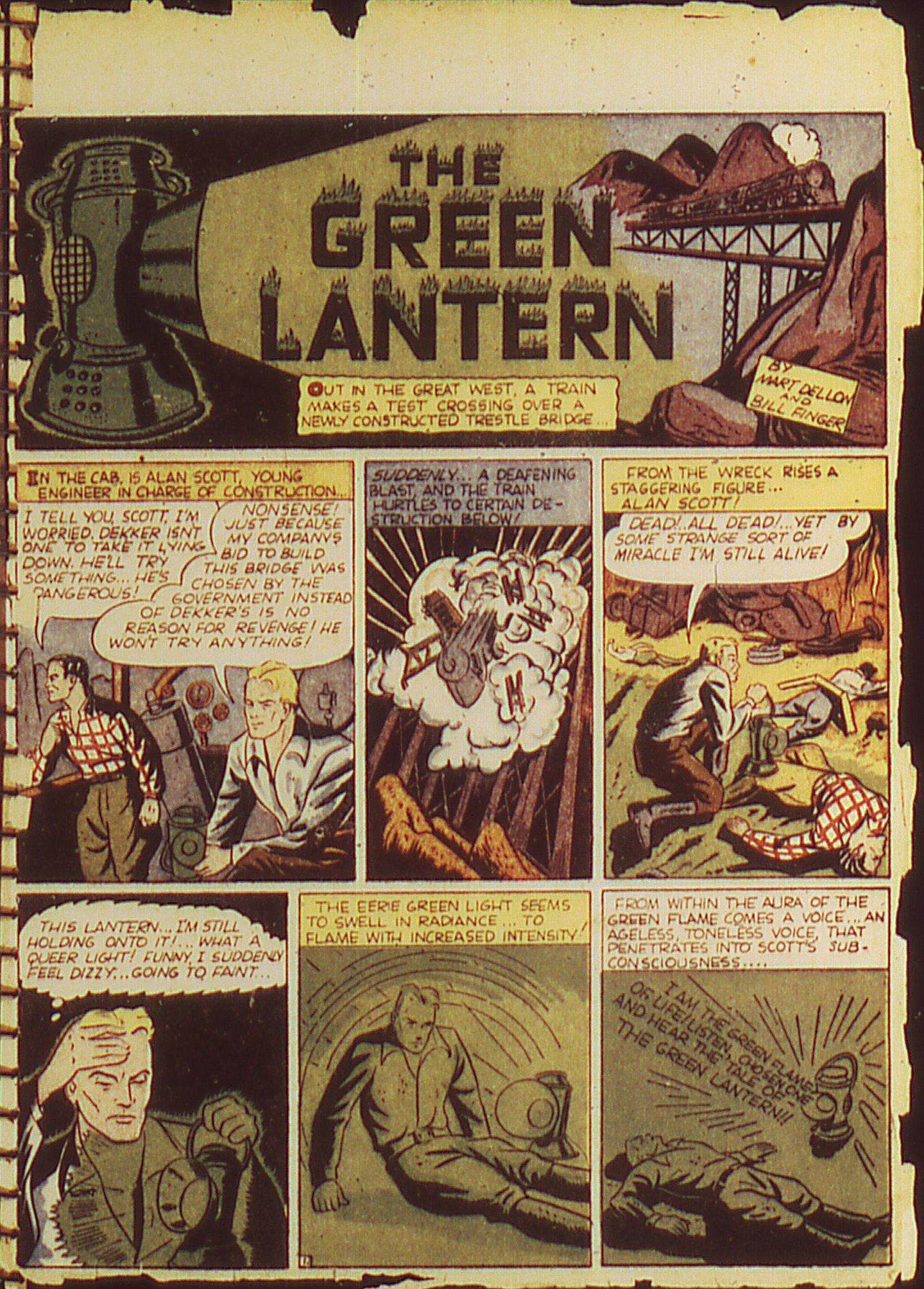 Read online All-American Comics (1939) comic -  Issue #16 - 3