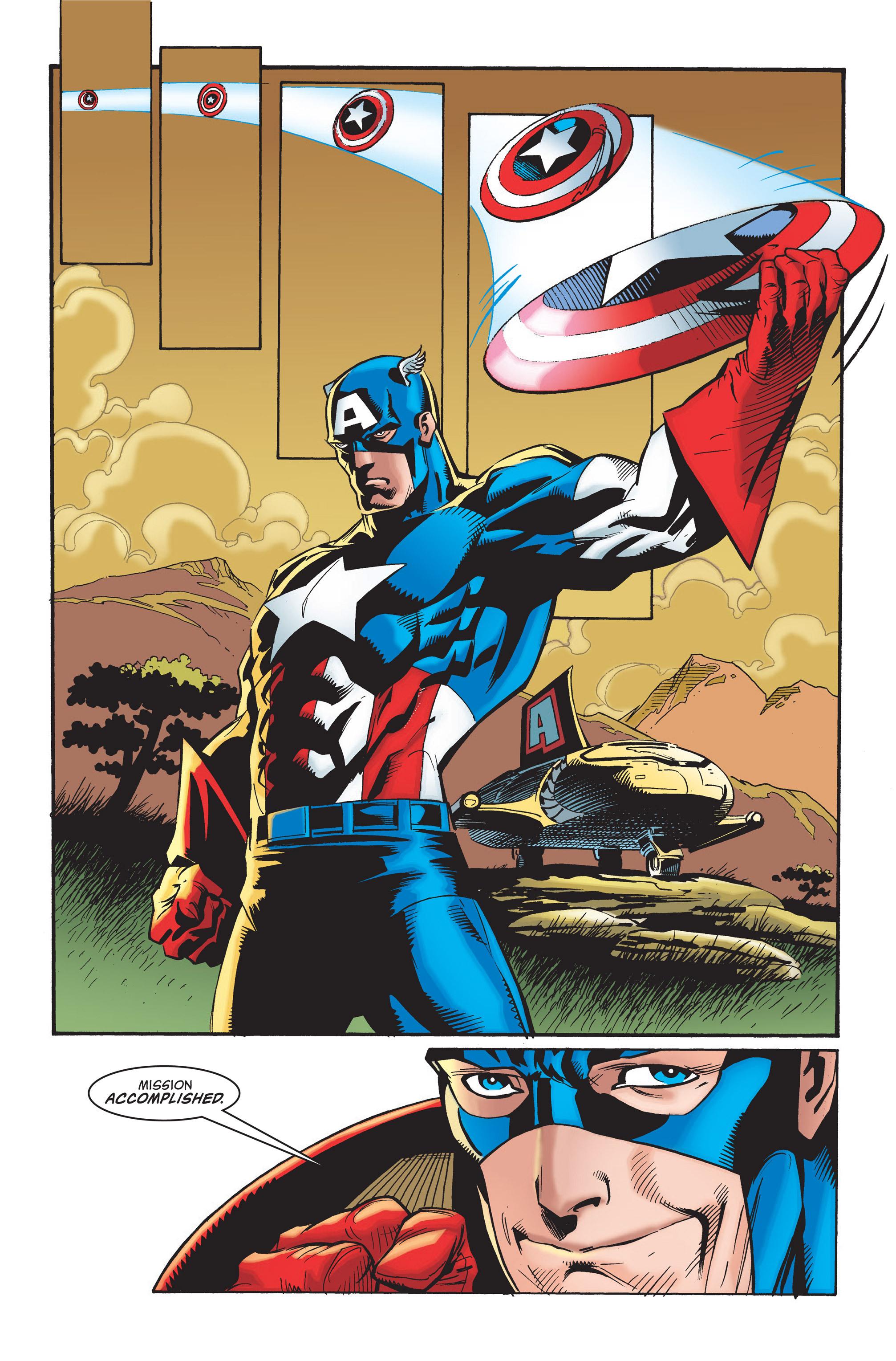 Captain America (1998) Issue #22 #28 - English 20