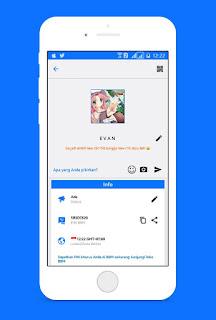 Donwload BBM R-iOS Apk v3.3.4.48 Terbaru