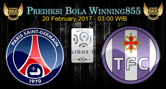 Prediksi Skor PSG vs Toulouse