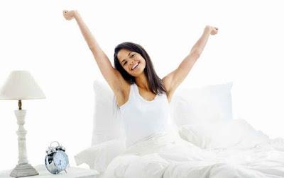 4 Tips Bangun Pagi Tetap Cantik dan Tidak Loyo