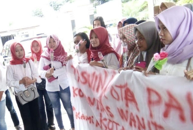Kinerja Bagus, Komunitas Wanita Cantik Tolak Kapolres Palopo Dimutasi