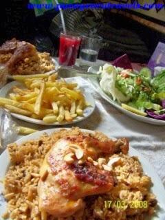 donde comer de viaje a Damasco