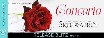 Release Blitz: Concerto by Skye Warren