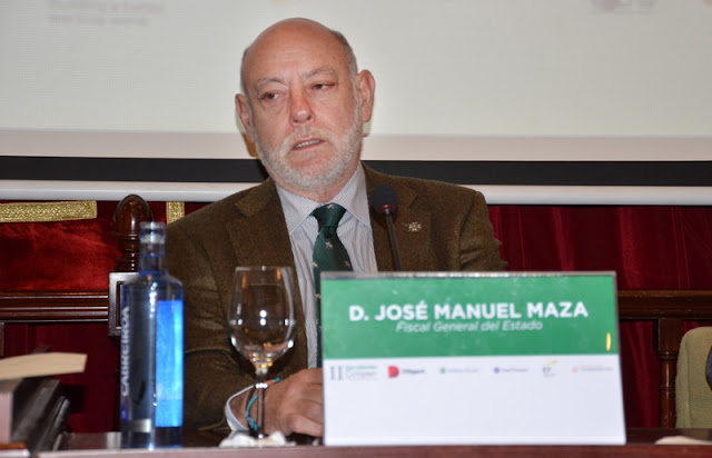 Jose Manuel Maza, Fiscal General del Estado