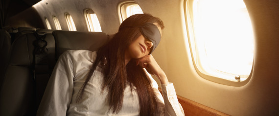 sleep-while-flying