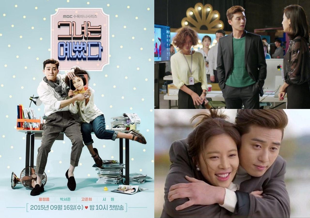 10 ซีรี่ย์เกาหลีแนวตกหลุมรักเจ้านายตัวเอง ที่สนุกมาก!