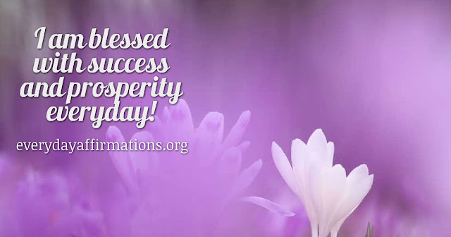 Daily Affirmations, Affirmations for Wealth, Affirmations for Self Improvement