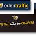 شرح التسجيل في  موقع edentraffic شبيه بالموقع ترافيك مونسون