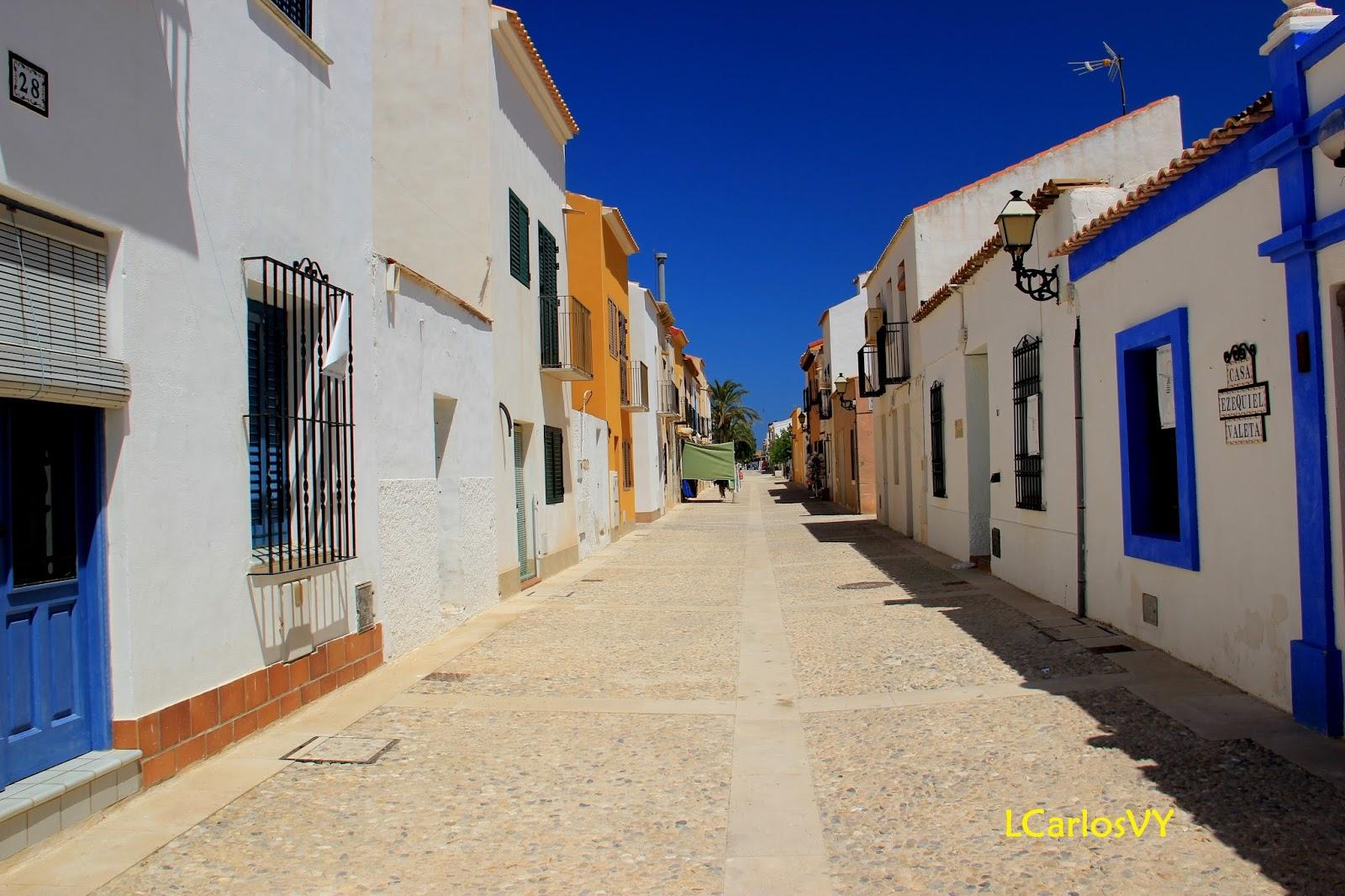 Viajando a mi manera isla de tabarca - Residencial isla tabarca ...
