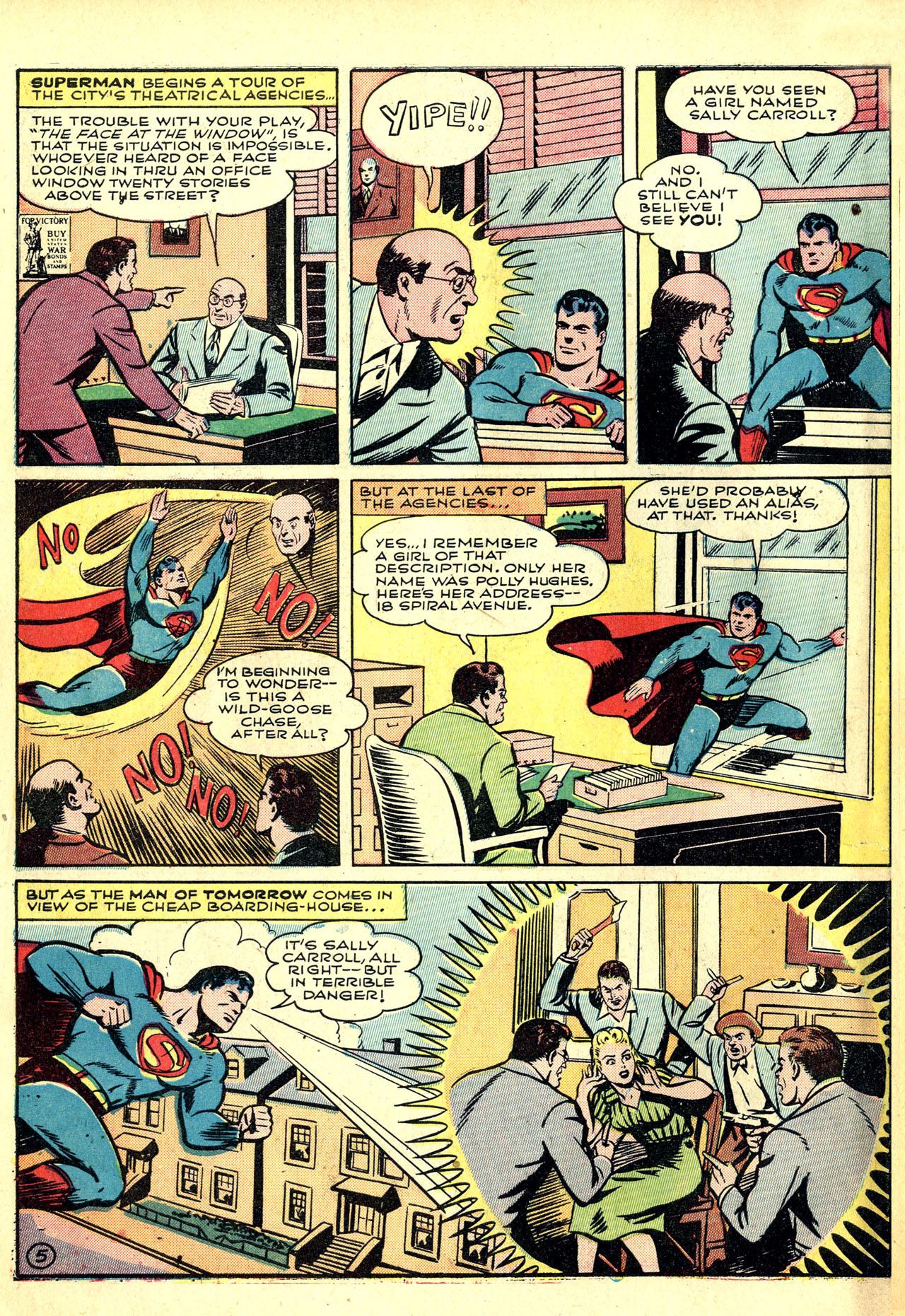 Read online World's Finest Comics comic -  Issue #8 - 8