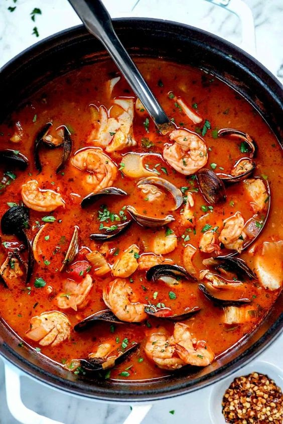 Ina Garten's Easy Cioppino Recipe