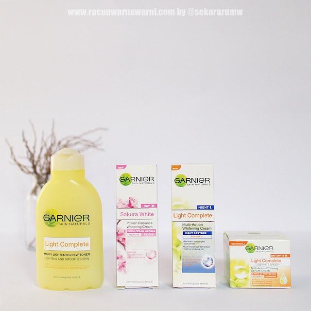 Skincare Set Garnier