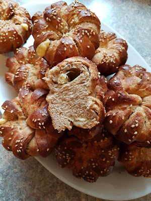 Sajtos kelt muffin ( low carb)