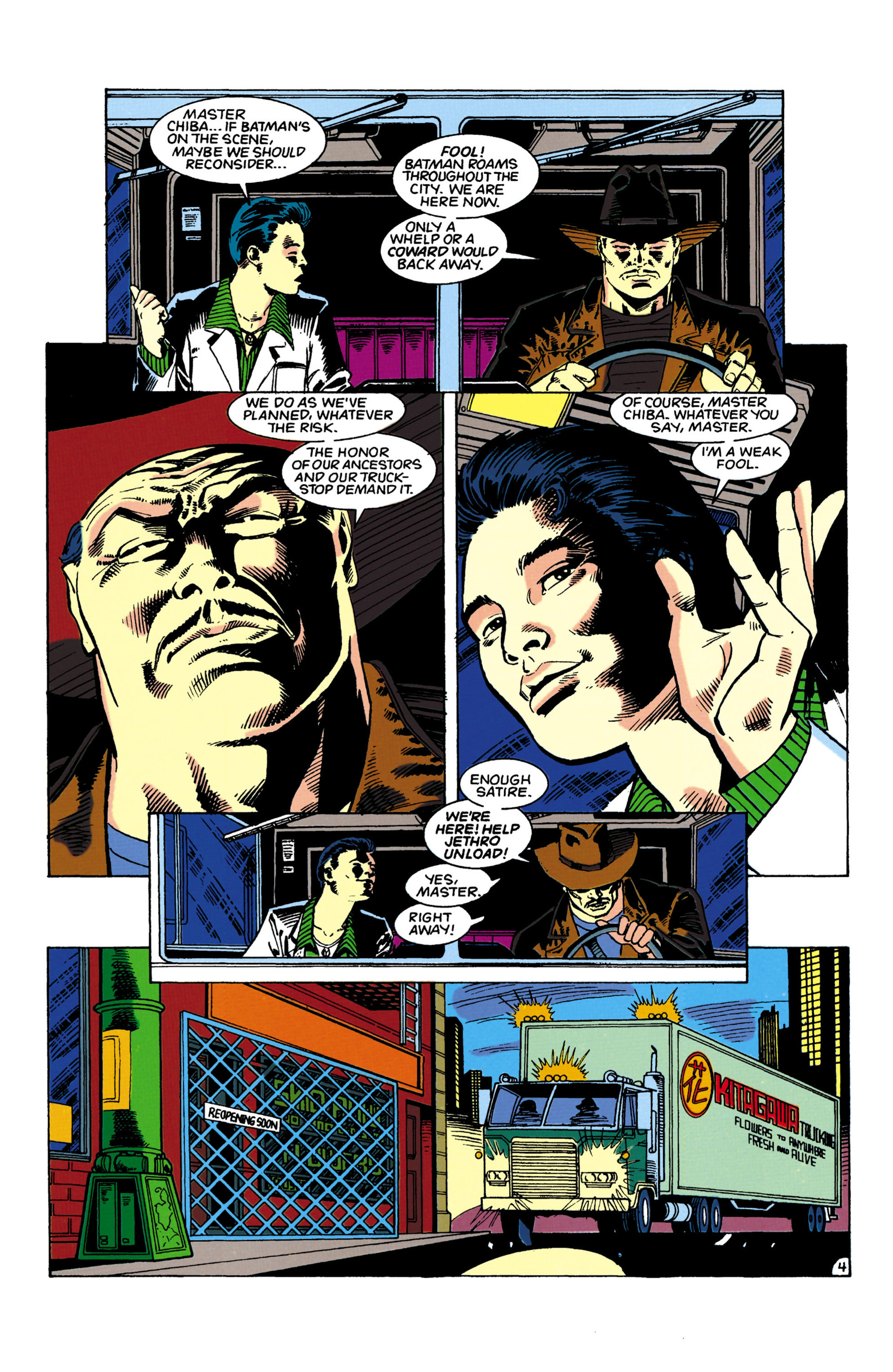 Catwoman (1993) Issue #5 #10 - English 5