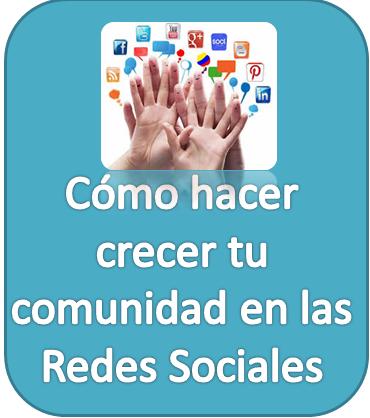Redes Sociales, Comunidad, Crecer, Social Media