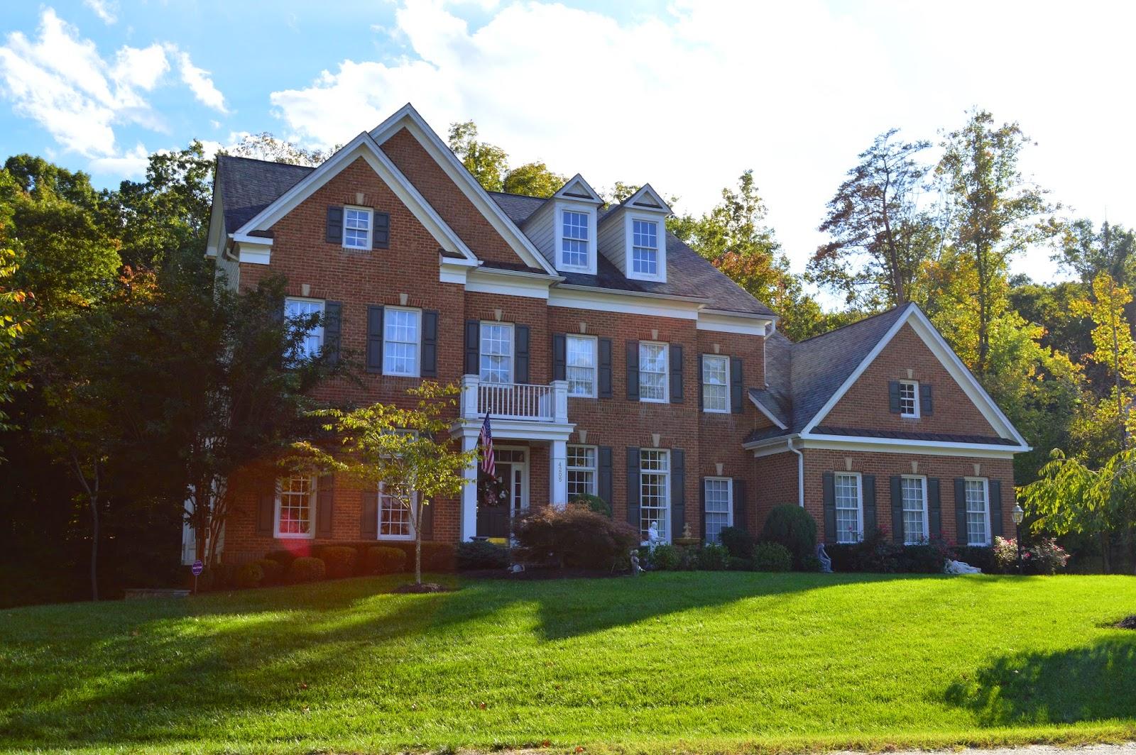 Woodbridge Va River Falls Luxury Homes
