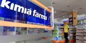 Informasi Lowongan Kerja di Kimia Farma Apotek Unit Bisnis Bekasi - Apoteker/Perawat/Asisten Apoteker