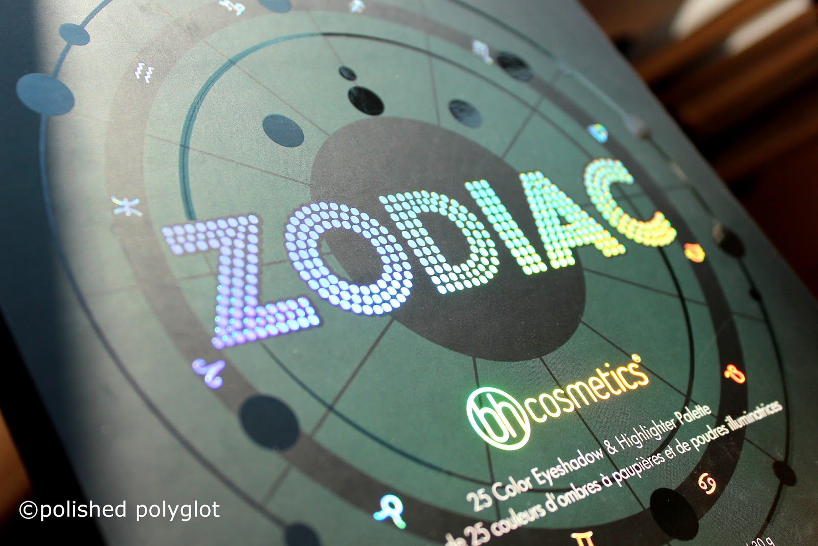 Zodiac Love Signs - 25 Color Eyeshadow & Highlighter Palette by BH Cosmetics #16