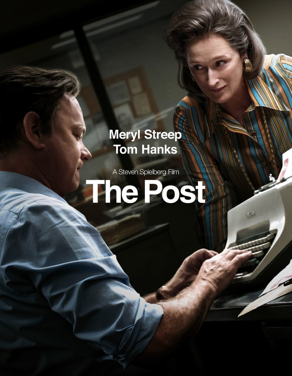 The Post [2017] [DVD9] [PAL] [Español]