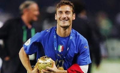 Profil dan Biografi Francesco Totti Terbaru