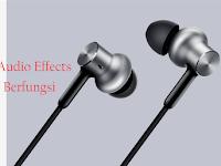 Cara Mengatasi Headphones & Audio Effects Tidak Berfungsi Pada HP Xiaomi
