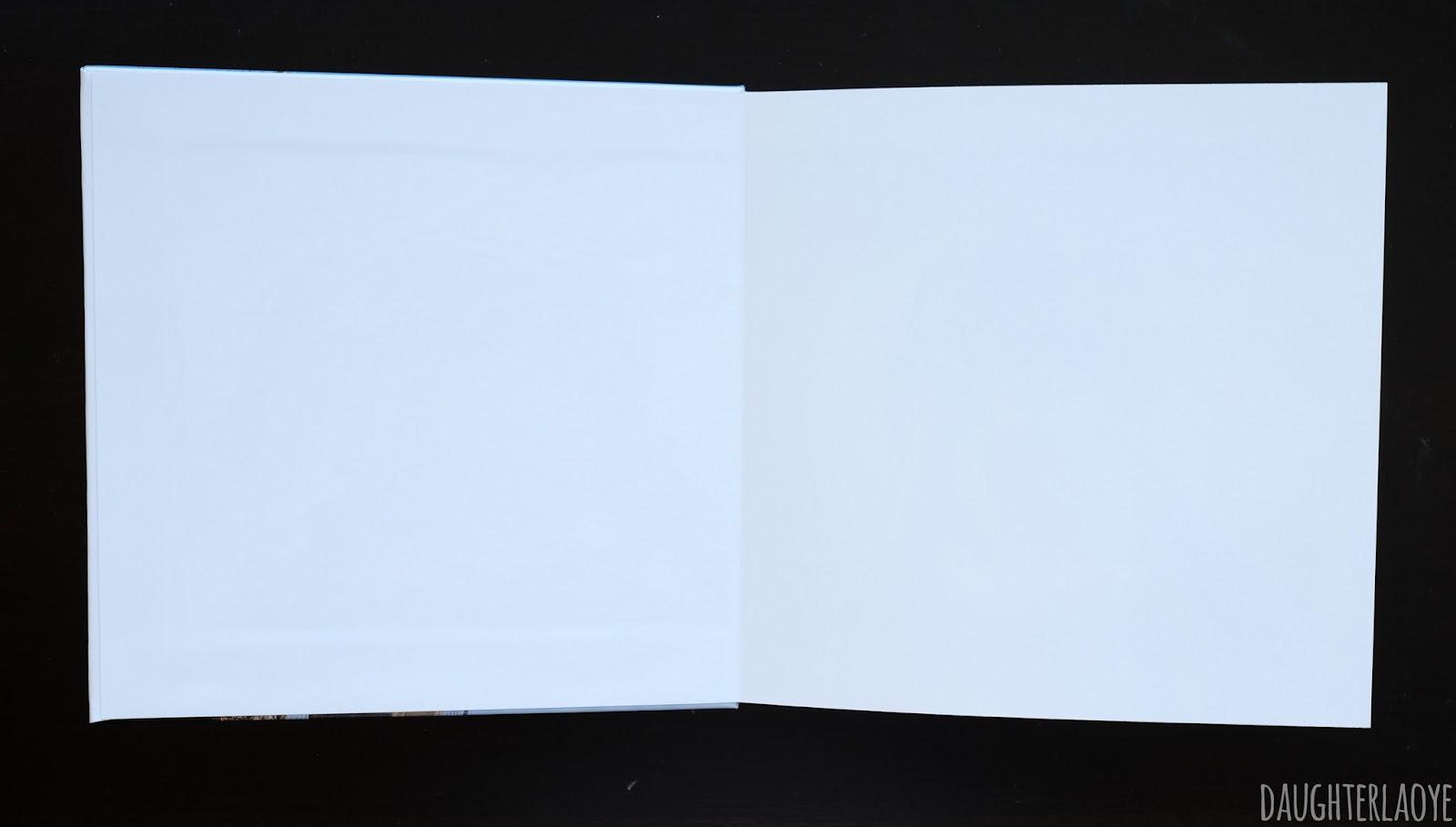 Glossy Book Cover Paper : Daughter lao ye photobook review adoramapix fuji hd