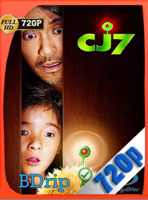 CJ7 [長江七號] (2008) 720p BDRip Dual Latino-Inglés [GoogleDrive] [SYLAR]