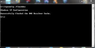 Cara mengatasi koneksi internet error pada pc