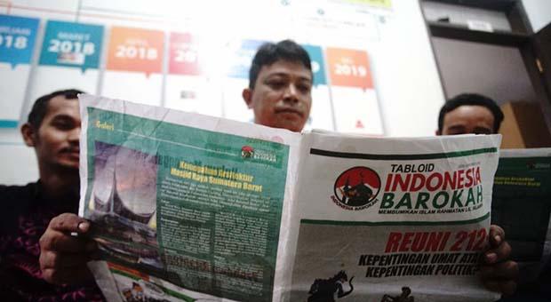 Bawaslu Kudus Temukan Ratusan Tabloid Indonesia Barokah
