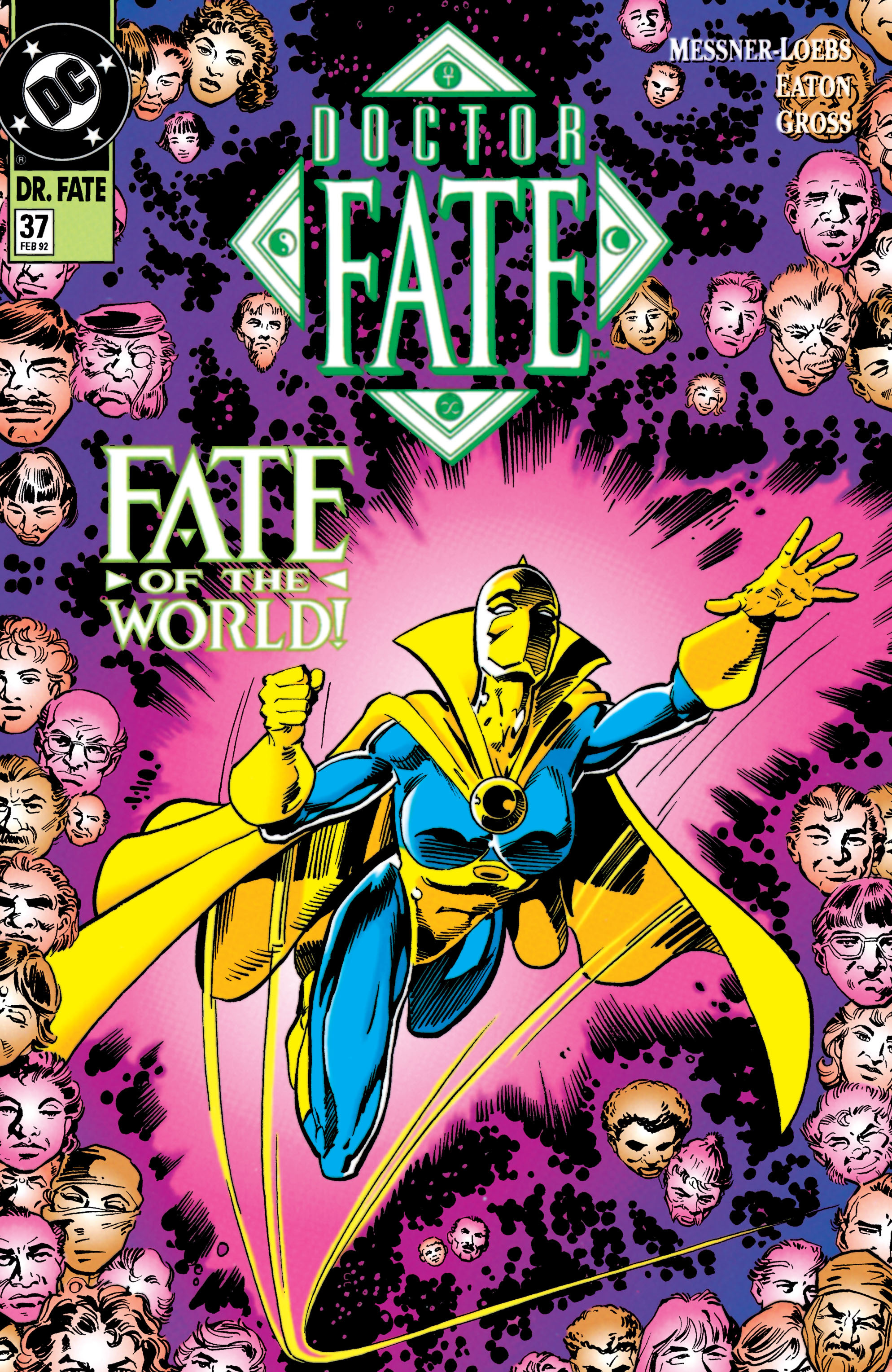 Doctor Fate (1988) 37 Page 1