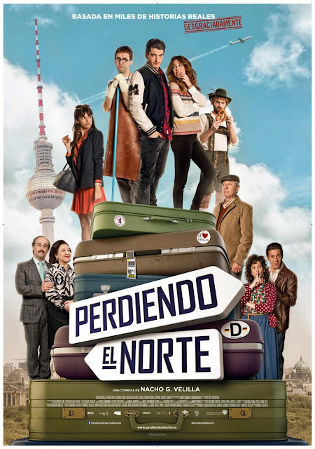 Perdiendo el norte (2015) ταινιες online seires oipeirates greek subs