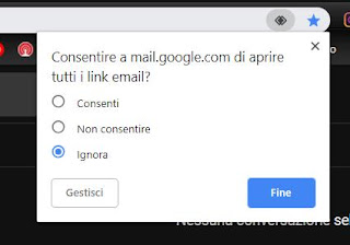 Invio Email in Gmail