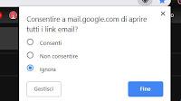 """Usare Gmail per aprire link mailto:// (""""Invia mail a"""") su PC"""