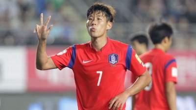 Son Heung-min scores again