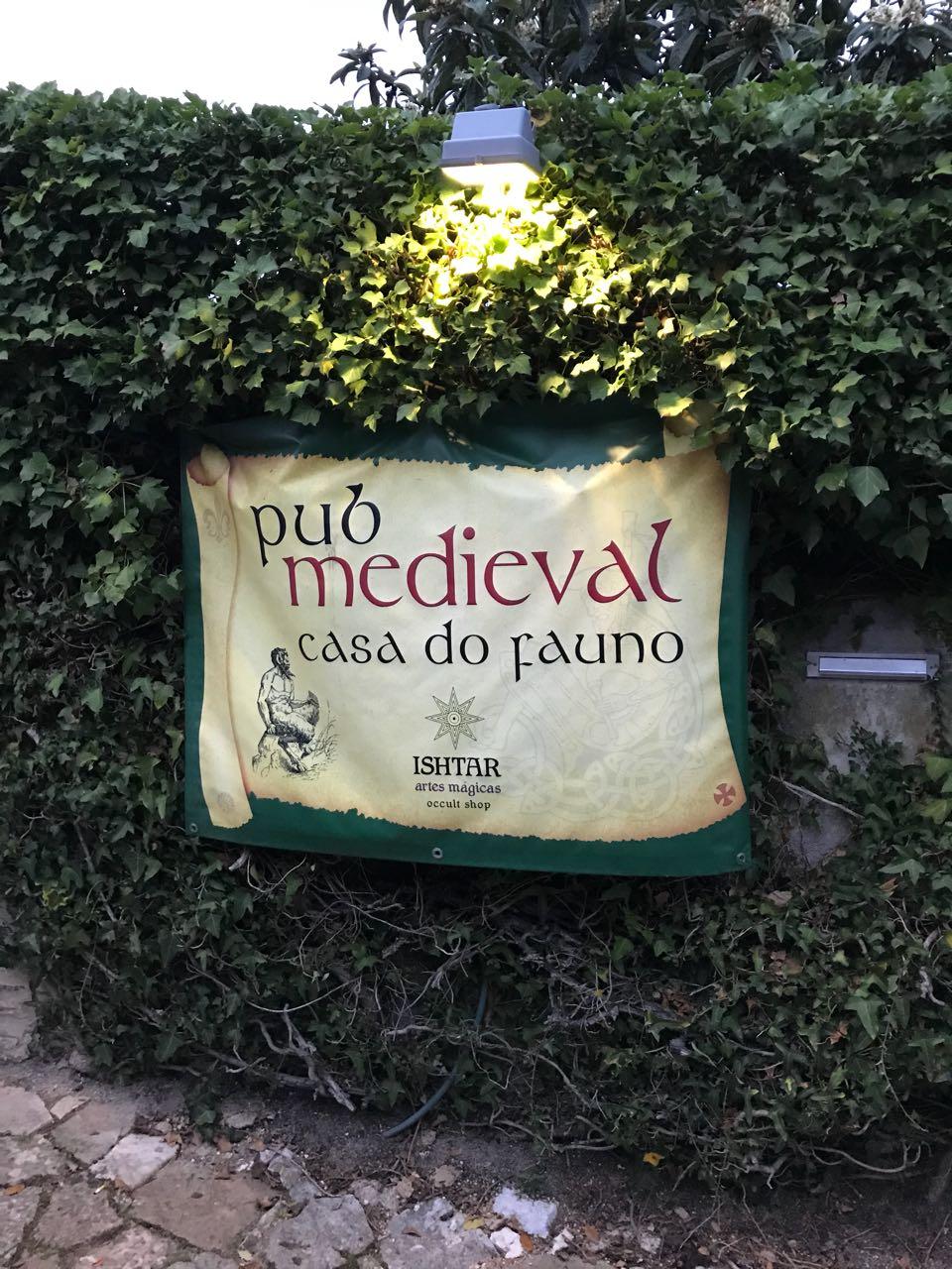 Casa do Fauno - Sintra