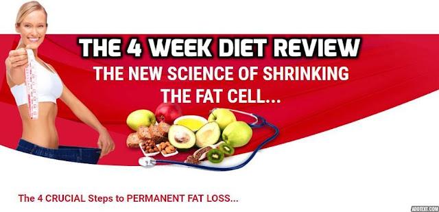 the 4 week diet pdf