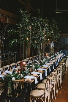 Estilismo para las mesas, table ware: inspiración para conseguir la atmósfera deseada