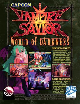 Vampire Savior 2