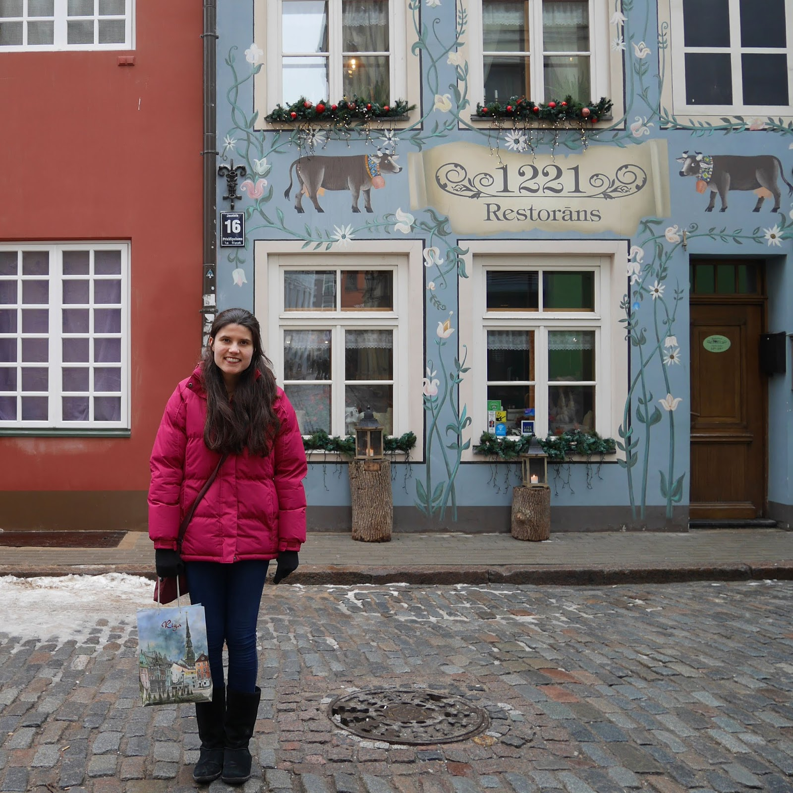 Sightseeing in Riga - Kat Last