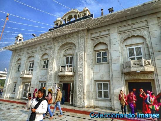 Templo Sikh y Fuerte Rojo de Delhi