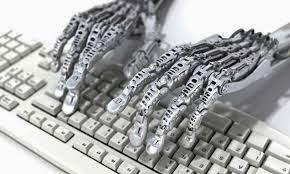 low priced fad02 7bae3 Mencioné que un robot publirrelacionista podría determinar e  interrelacionar datos que ayudarían a desarrollar mejores estrategias y que  aunque es difícil ...