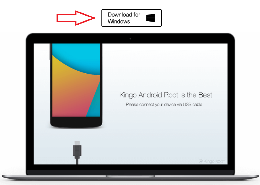 latest kingo root download for pc